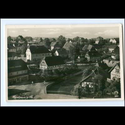 V654/ Reichenau Bogatynia Schlesien Foto AK 1939