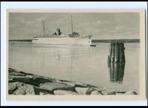 Y16981/ Seedienst Ostpreußen Dampfer AK ca.1940