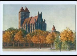 V434/ Thorn St. Jacok-Kirche Westpreußen ca.1912