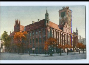 V436/ Thorn Rathaus Westpreußen ca.1912