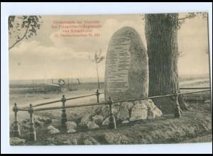 Y17006/ Gedenkstein bei Vionville Feldartillerie-Regiment von Scharnhorst WK1 AK