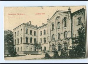 Y16922/ Göttingen Auditorium 1907 AK
