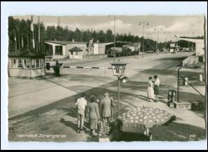 V559/ Helmstedt Zonengrenze AK 1956