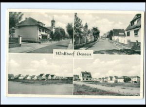 V447-6082/ Walldorf Hessen AK 1960
