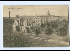 Y16866/ Pommern Bad-Polzin Kaiserbad 1914 AK