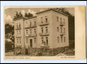 V475/ Krynica-Zdroj Pensinat Mewa AK Polen 1935