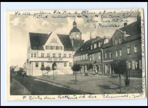 V469-392/ Barby Rathaus 1938 AK