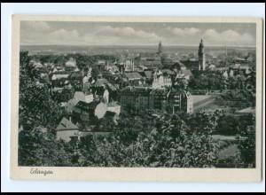 Y16889/ Erlangen Teilansicht AK