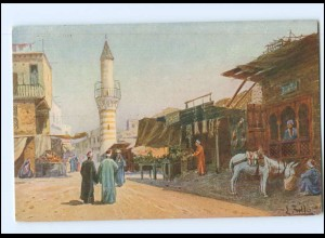 Y17054/ Kairo Ägypten AK ca.1910