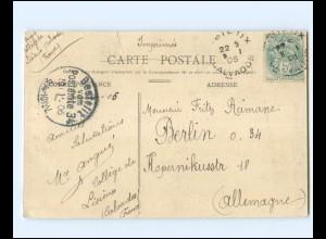 Y17250/ Die Luft vom Wienerwald Lieder AK Litho 1900