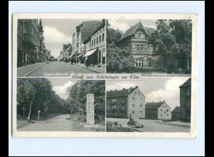 Y17154/ Schöningen am Elm 1955 AK