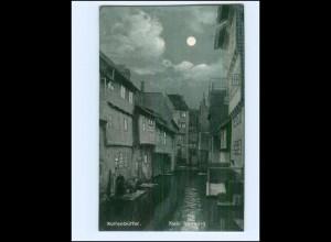 Y17155/ Wolfenbüttel Klein Venedig 1911 AK