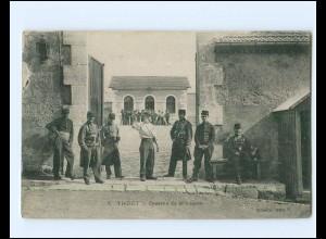 Y17249/ Tiaret - Caserne de la Legion Algerien AK Fremdenlegion 1907