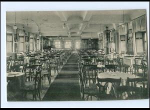 XX10422/ Osnabrück Hotel-Restaurant Bavaria Cafe AK 1912