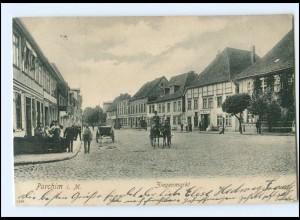 XX10441-193/ Parchim Ziegenmarkt AK 1905