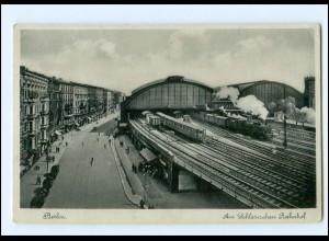 XX10465/ Berlin Schlesischer Bahnhof AK 1940
