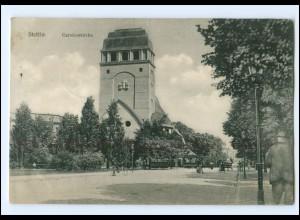 XX10999/ Stettin Garnisonskirche AK 1917 Pommern