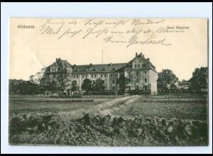 XX10985/ Altdamm Neue Kaserne Pommern AK 1915