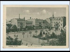 XX10880/ Lötzen Markt Ostpreußen AK 1915