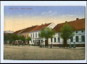 XX10977/ Lötzen Markt Ostpreußen AK 1914