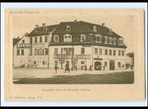 XX10967/ Aus Leipzigs Vergangenheit Ranstädter Steinweg AK ca.1900