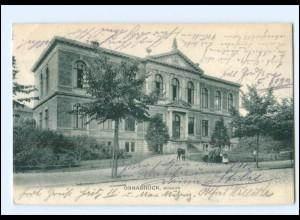 XX10496/ Osnabrück Museum 1907 AK