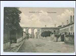 XX10953/ Gaudach in Lothringen Hauptstr. AK 1916