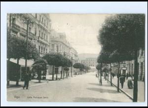 XX10942/ Vigo Calle Policarpo Sanz Spanien AK 1910