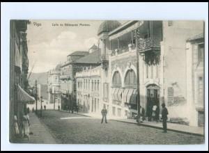 XX10941/ Vigo Calle de Velazquez Moreno Spanien AK 1907