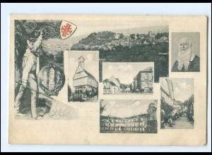XX11080-7601/ Ortenberg Turnverein 50jährige Jubelfeier AK 1913