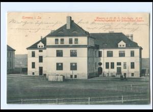 XX10562-019./ Kamenz Kaserne Wirtschaftsgebäude 1918 AK