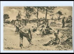 XX10948/ 1. Weltkrieg AK Jungenburg (Lager) Soldaten
