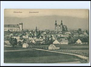 XX10590/ Schlesien Ottmachau Gesamtansicht AK