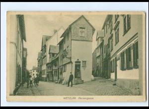 XX11074-6330/ Wetzlar Parisergasse AK ca.1912