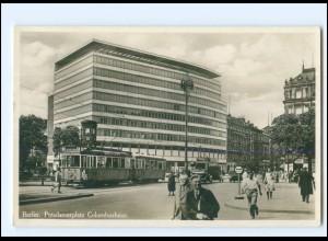 XX10547/ Berlin Potsdamerplatz Columbushaus Straßenbahn 1932 Foto AK