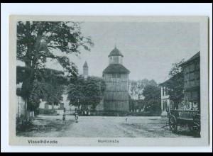 XX11037-2722/ Visselhövede Marktstraße AK ca.1912
