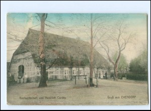XX11034-2115/ Evendorf b. Egestorf Gasthaus H. Cordes AK 19*09