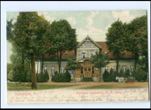 XX11031-2110/ Itzenbüttel Kurhaus Lindenhof AK 1907