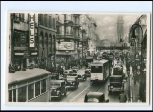 XX10551/ Berlin Königstraße Verkehr ca.1938 Foto AK