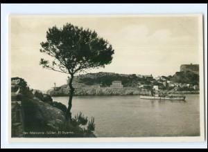 XX10613/ Spanien Mallorca El Puerto Foto AK