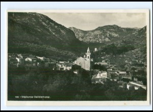 XX10614/ Spanien mallorca Valldemosa Foto AK