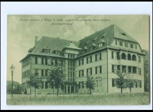 XX10626/ Berlin Dahlem Burckhardt-Haus Evangel. Verband weibl. Jugend AK 1907