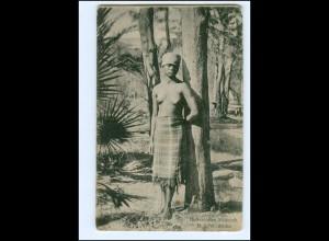XX10735/ Hottentotten Mädchen D.S.W. Afrika Kolonien AK ca.1912