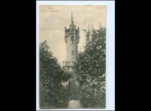 XX10761/ Olvia Danzig Turm a.d. Carlsberg AK 1915