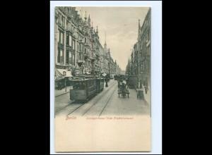 XX10766/ Berlin Leipziger Str. Straßenbahn AK 1906