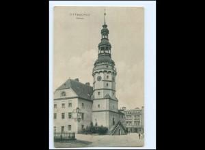 XX10767/ Ottmachau Rathaus Schlesien AK ca.1910