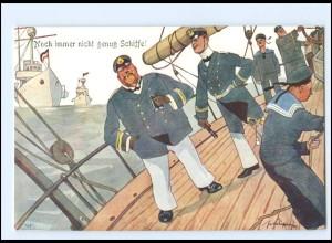 XX11097/ Schönpflug AK Militär Marine Kriegsschiffe AK ca.1910