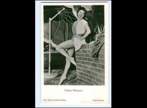 S2467/ Esther Williams Rüdel Foto AK ca.1960