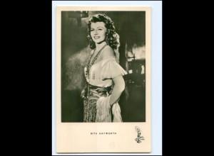S2465/ Rita Hayworth Foto AK Kunst und Bild ca.1960