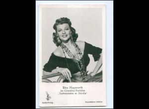 S2469/ Rita Hayworth Kolibri Foto AK ca.1960